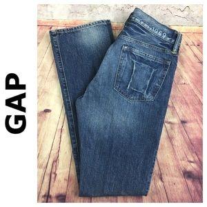 💸Men's GAP Straight Leg denim jean in size 32